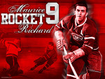 Maurice Richard or rocket of montreal canadien