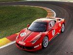Ferrari 458 Challenge (2011)