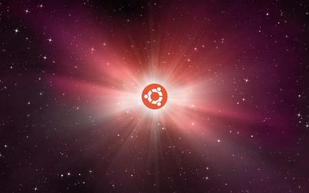 Ubuntu Aurora - linux, purple, aurora, lines, free, ubuntu