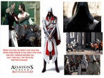 Assassin's Creed Brotherhood: Ezio's last battle
