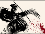 Bankai with a hollowfication mask