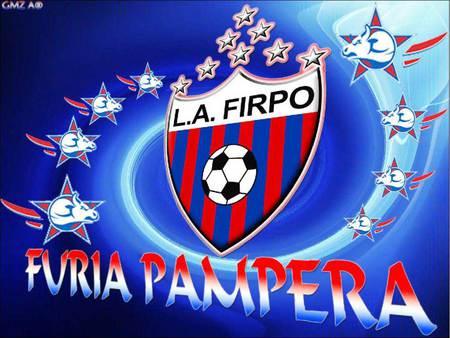 Escudo L.A. Firpo - furia pampera, escudo, usulutan, toros