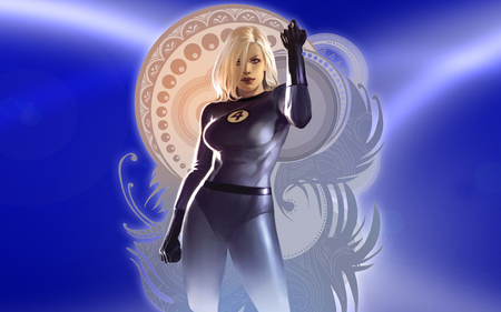 Sue Richards - fantastic 4, sexy, comics, invisible woman