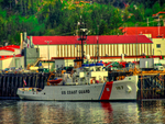 The Coast Guard Ketchikan