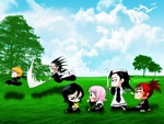 bleach happy day out
