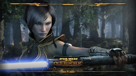Star Wars The Old Republic Hope Of Alderaan Wallpaper 2