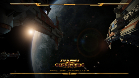 Star Wars The Old Republic Hope Of Alderaan Wallpaper 6