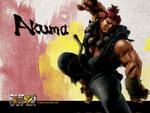 super street fighter IV, Akuma