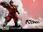 super street fighter IV, Bison