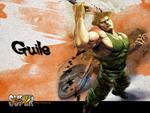 super street fighter IV, Guile
