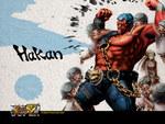 super street fighter IV, Hakan