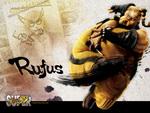 super street fighter IV, Rufus