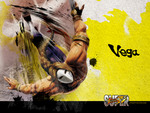 super street fighter IV, Vega