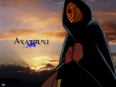Akatsuki Tobi Naruto Anime Background Wallpapers On Desktop Nexus Image 417141