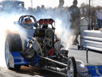 Old Slingshot Dragster