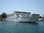 ferry in zadar croatia