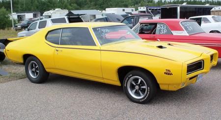 '69 Pontiac GTO - gto, muscle car, classic, judge, pontiac