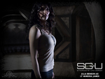 Lt. James /Julia Benson/SGU