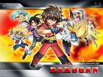 Bakugan, Heroes