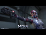 Mass Effect - Ashley Williams