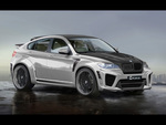G power BMW X6 Typhoon RS ultimate