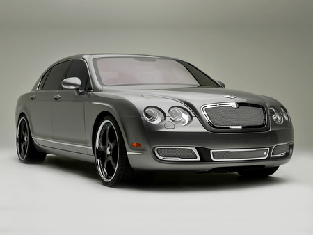 Continental Flying Spur By Strut Bentley Cars Background