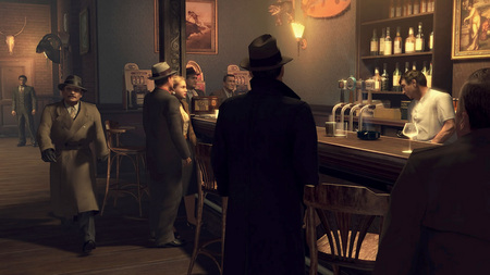 MAFIA II - mafia 2, coat, old, bar
