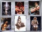 Luis Royo Collages