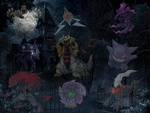 Ghost Pokemon Collection