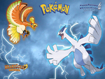 Pokemon Soul Silver and Heart Gold Legendaries