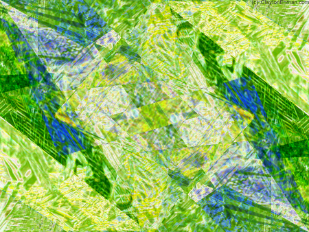 Green Crystal Wallpaper 4x3 - photo, art, image, 83, indefinable, manipulation, background, visual, fine art, abstract, clayton ehman, wallpaper, digital, desktop, claytone, claytron