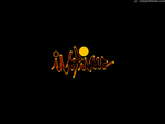 Indefinable Sun Logo Wallpaper 4x3