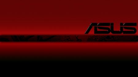 ASUS Circuit Black Red Gradient
