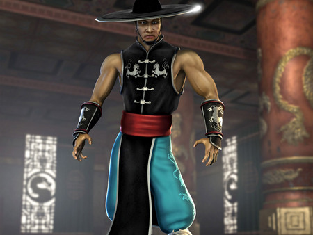Big Hat - hd, adventure, game, mortal komba, warrior, action