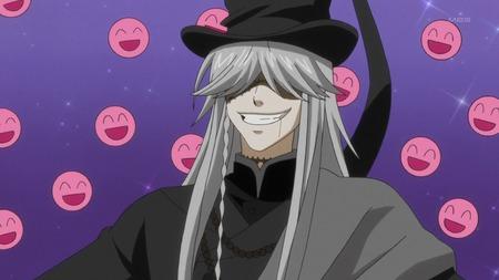 black butler - undertaker, anime, goth, black butler