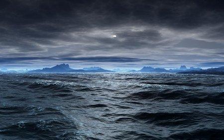 Bad Ocean Oceans Amp Nature Background Wallpapers