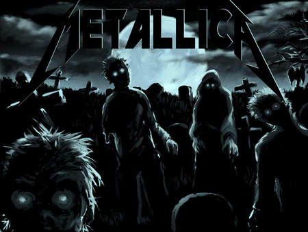 Metallica - metal, music, move, metallica, mp3