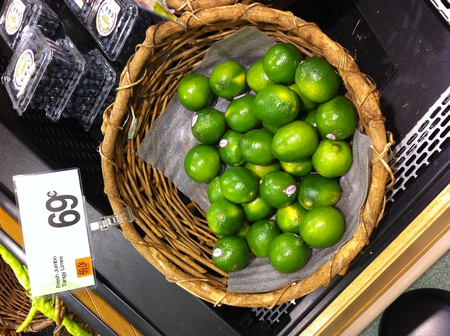 Limes - fruits, limes, abstract, market, lime, fruit, photography, citrus, green