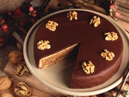 Chocolate cake - nice, chocolate, cake, delicious