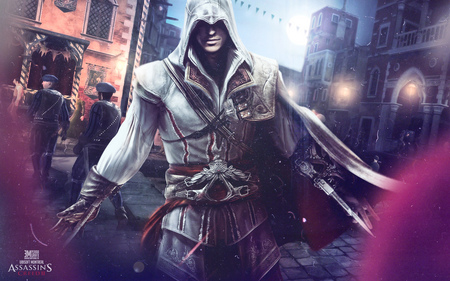 Assassin Creed - assassin creed, action, adventure, hd, game
