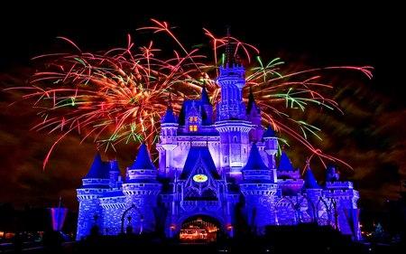 Images Disney Fireworks Wallpaper