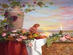 cherubs feast