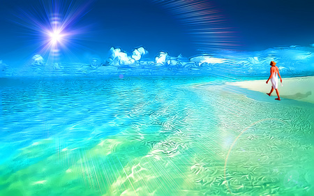 Relaxing Beach Wallpaper Relaxing Beach Wallpaper