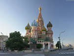 St Basil's - a different view