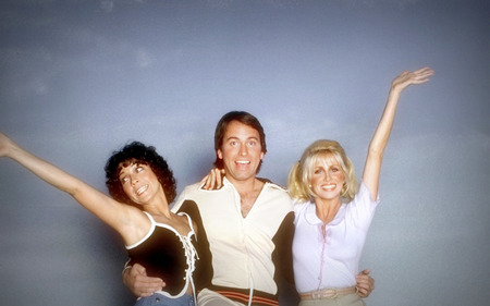 Threes Company - janet, jack, comedy, tv, roomates, cast chrissy