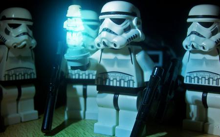 Lego - cool, star wars, troops, geek, toys, lego