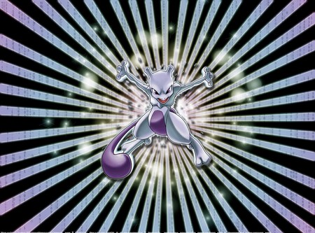 Pokemon - psychic, pokemon, rare, mewtwo