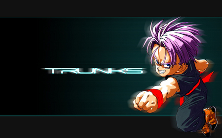 Kid Trunks Dragonball Anime Background Wallpapers On