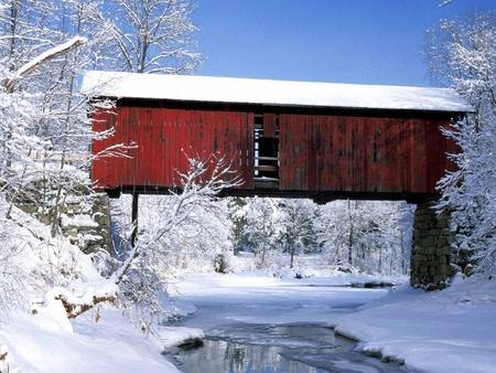 Rustic Bridge