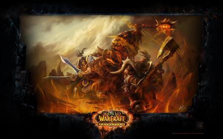 World Of Warcraft Deathwing Official Wallpaper Widescreen